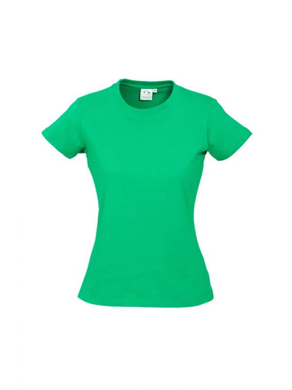 Ice T Shirts Womans T10022 Green