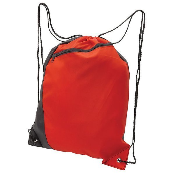 Icon Back Sack CA1206 Red