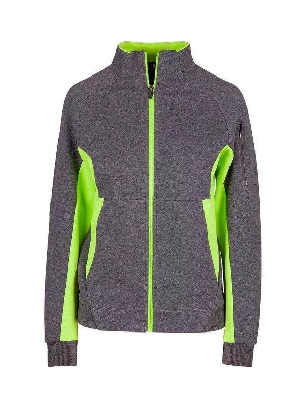 Icon Jacket Womans J487LD Green
