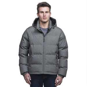 Invert Puffa Jacket Mens SIIPJGM Grey