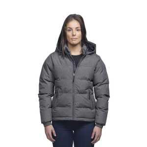 Invert Puffa Jacket Womans SIIPJGW Grey