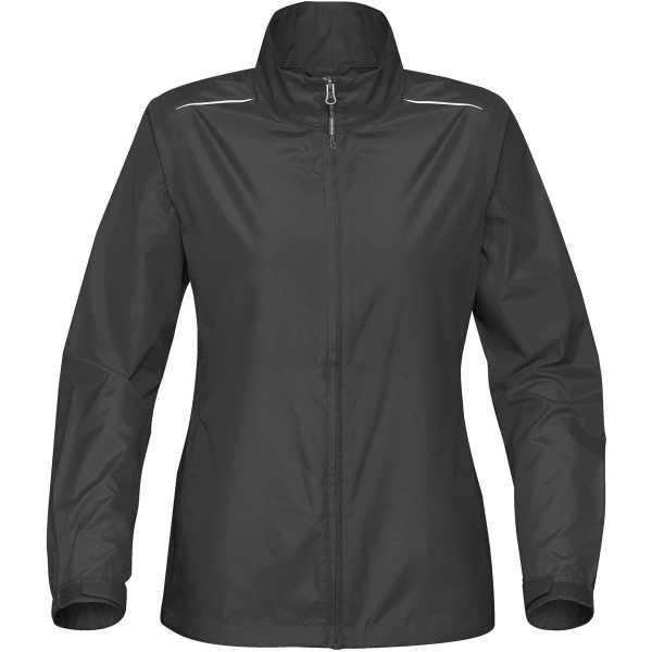 Jacket Equinox Shell Womens KX 2W Black
