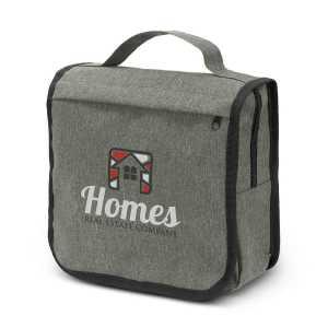 Knox Toiletry Bag 117635 Grey