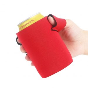 Knuckle Buster Stubby Holder CAPCN015 Red
