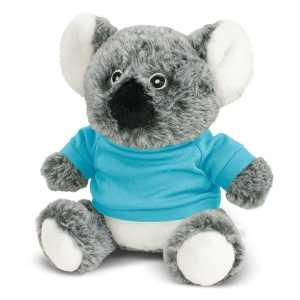 Koala Plush Toy CA117005 Light Blue