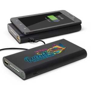 Kronos Wireless Power Bank 8000mAh CA115539 Black