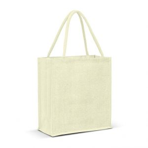 Lanza Jute Tote Bag 115326 Cream