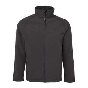 Layer Soft Shell Jacket Mens 3LJ Grey
