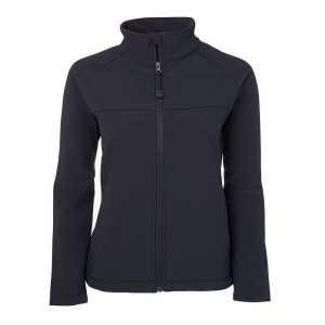 Layer Soft Shell Jacket Womans 3LJ1 Navy