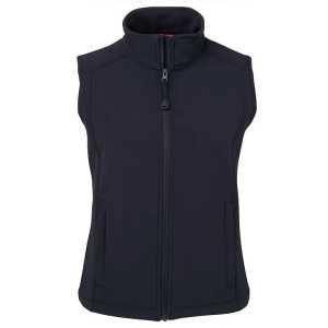 Layer Soft Shell Vest Womans 3JLV1 Navy