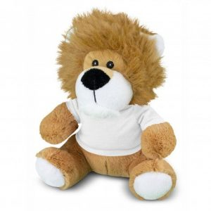 Lion Plush Toy CA117866 White
