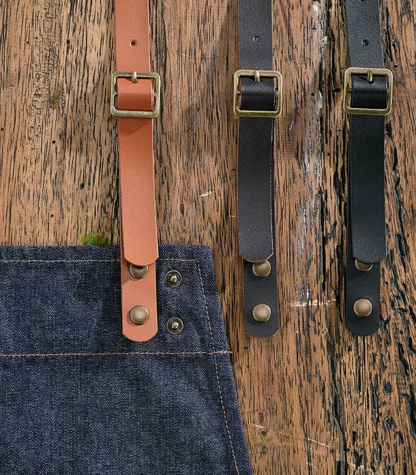 Luca Aprons Promotional Logo Straps A21