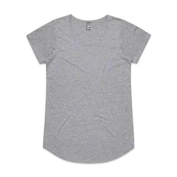 Mali T Shirts Womans 4008 Marle