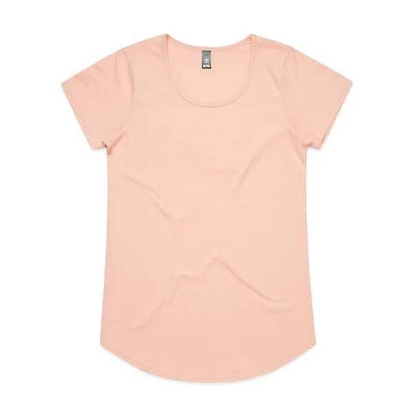 Mali T Shirts Womans 4008 Pink