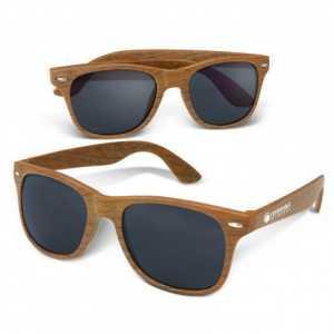 Malibu Premium Sunglasses Heritage CA116745 Wood