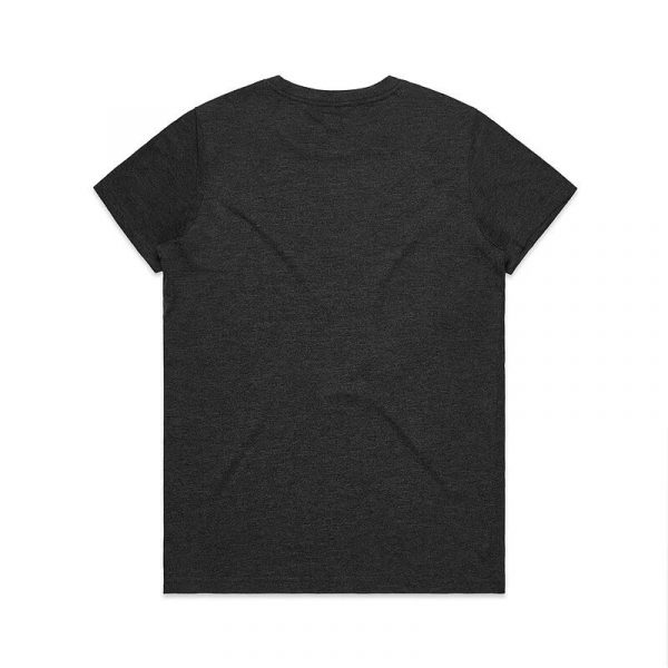 Maple T Shirts Womans 4001 Grey
