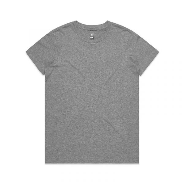 Maple T Shirts Womans 4001 Marle