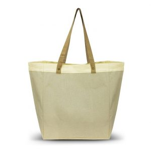 Market Tote Bag 114199 Cream