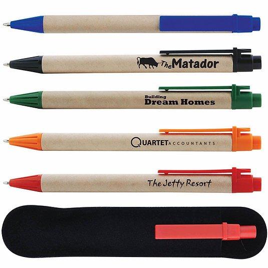 Matador Cardboard Pen CALL200 Various Colours
