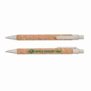 Matador Cork Pen CALL209 Natural Branded