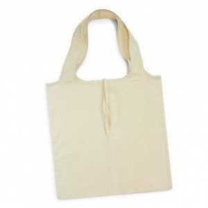 Matakana Foldaway Tote Bag 200246 Cream