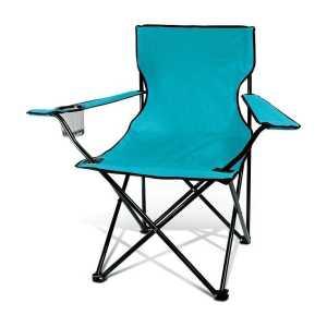 Memphis Folding Chair CA111276 Teal