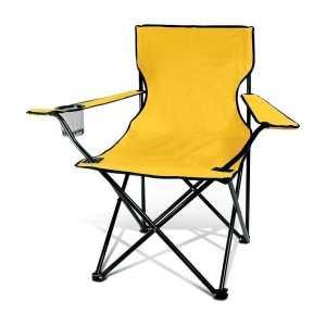 Memphis Folding Chair CA111276 Yellow