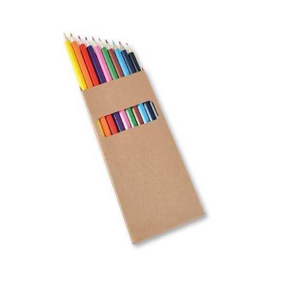 Mighty Pencil Set CALL1907 Natural