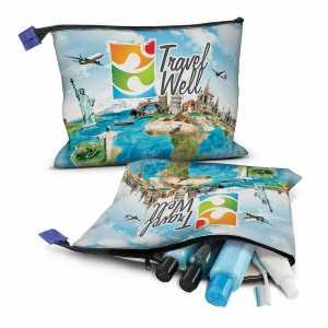 Milano Toiletry Bag 112911 Full Colour Print