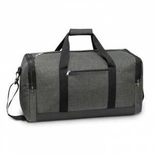 Milford Duffle Sport Bag 111454 Charcoal Black