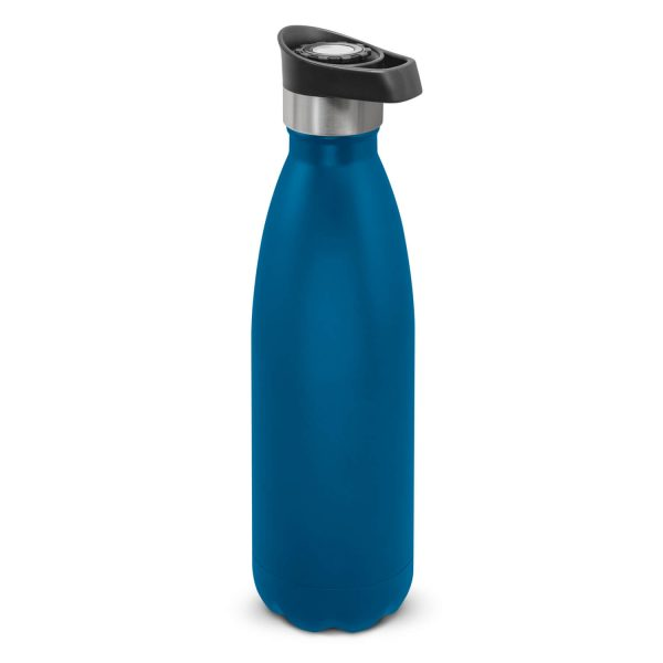 Mirage Powder Coated Vacumm Drink Bottle 116329 Blue
