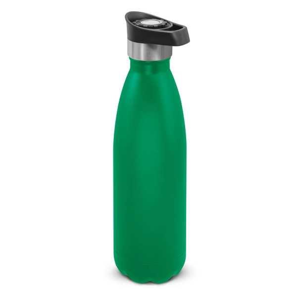 Mirage Powder Coated Vacumm Drink Bottle 116329 Green