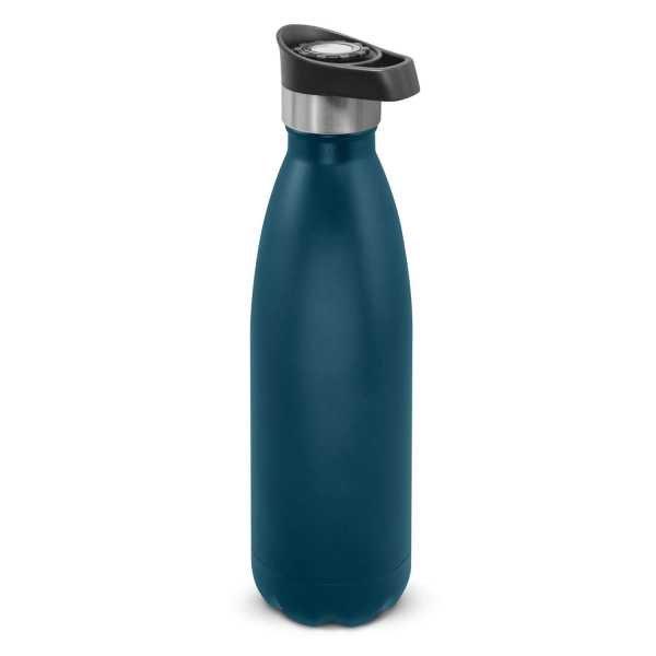 Mirage Powder Coated Vacumm Drink Bottle 116329 Navy
