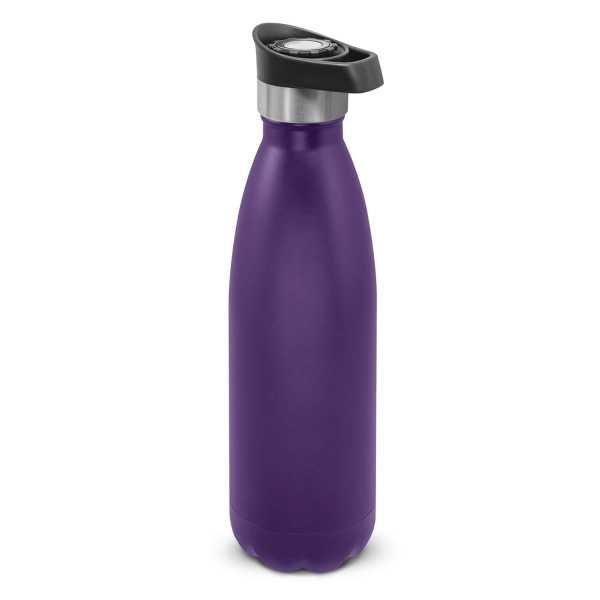 Mirage Powder Coated Vacumm Drink Bottle 116329 Purple