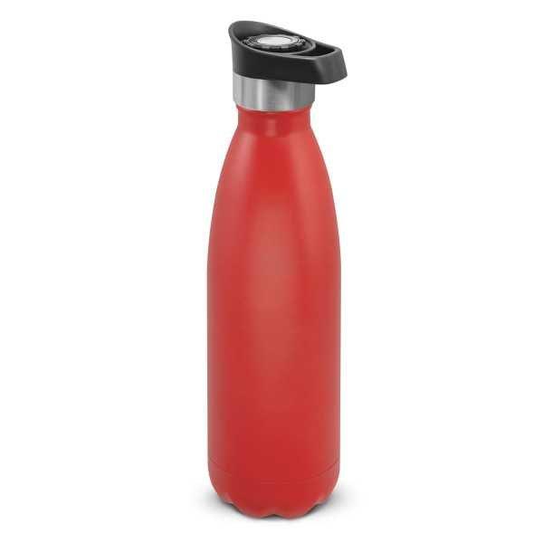 Mirage Powder Coated Vacumm Drink Bottle 116329 Red