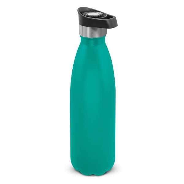 Mirage Powder Coated Vacumm Drink Bottle 116329 Teal