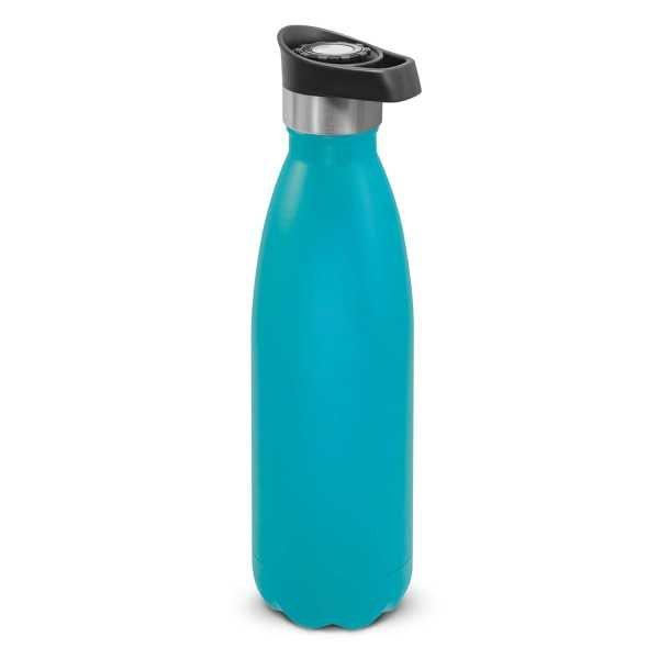 Mirage Powder Coated Vacumm Drink Bottle 116329Light Blue