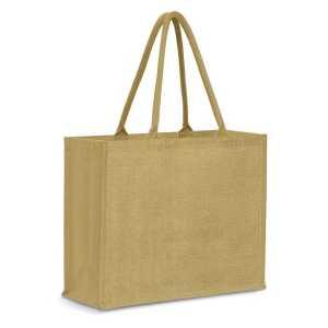 Modena Jute Tote Bag 115327 Natural
