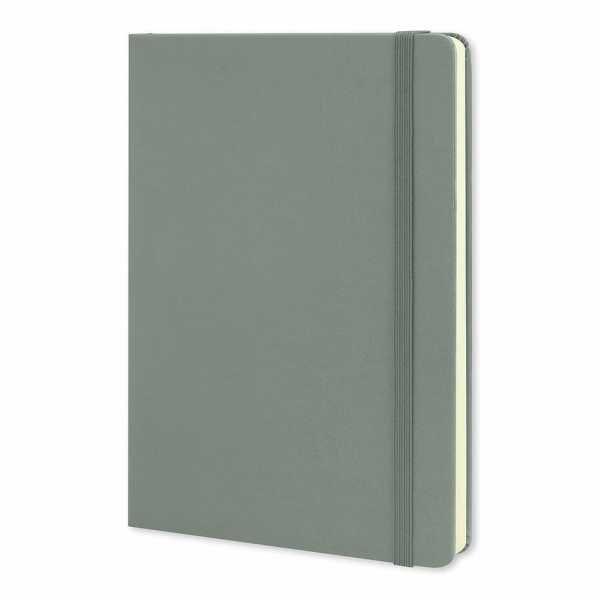 Moleskine® Classic Hard Cover Notebook Large 117221 Grey