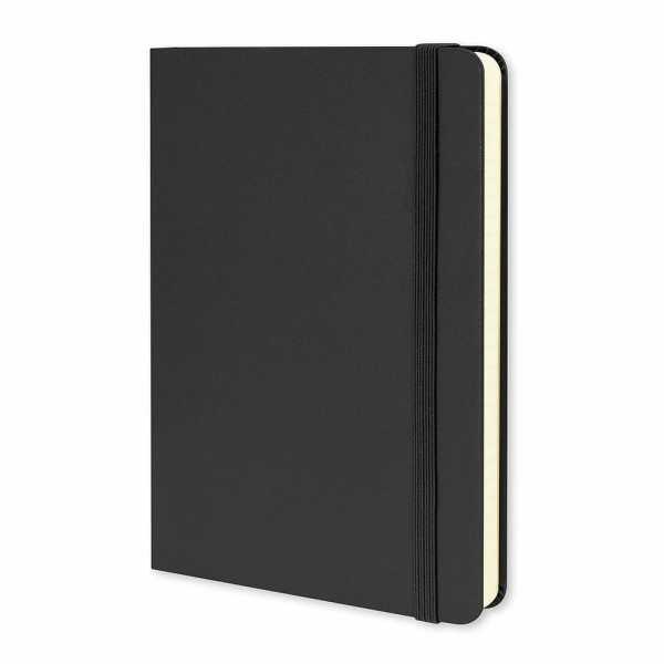 Moleskine® Classic Hard Cover Notebook Medium 117222 Black