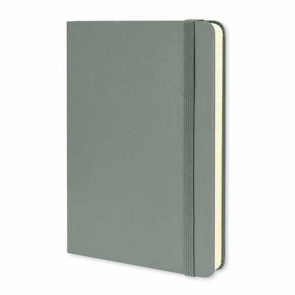 Moleskine® Classic Hard Cover Notebook Medium 117222 Grey