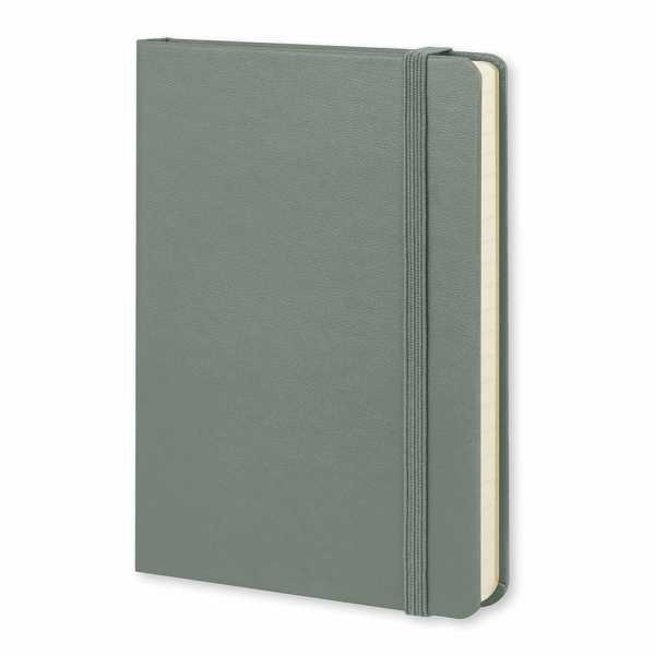 Moleskine® Classic Hard Cover Notebook Pocket 117216 Grey