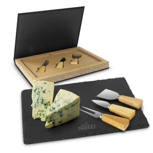 Montrose Slate Cheese Board Set CA116730