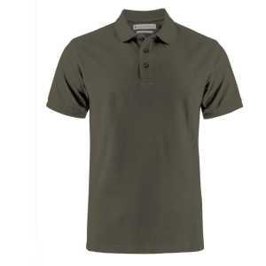 Neptune Regular Polo Shirts Mens T001 Anthracite
