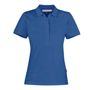 Neptune Regular Polo Shirts Womens T003 Sky Blue