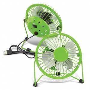 Nexion Desk Fan CA116561 Green