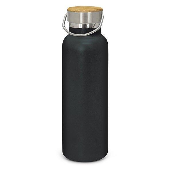 Nomad Deco Vacuum Drink Bottle Powder Coated 115848 Black