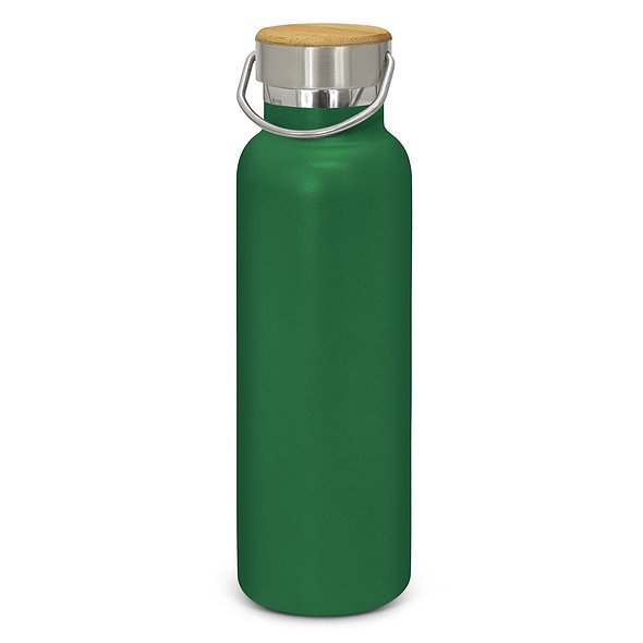 Nomad Deco Vacuum Drink Bottle Powder Coated 115848 Green