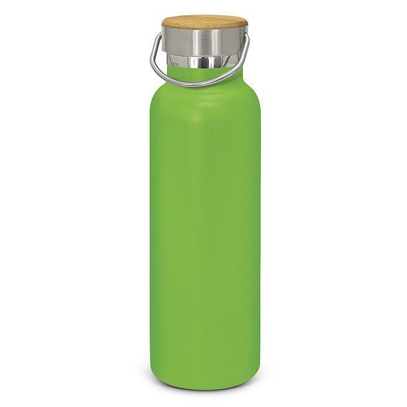 Nomad Deco Vacuum Drink Bottle Powder Coated 115848 Lime Green