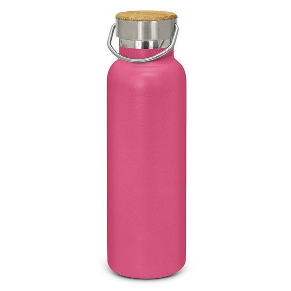 Nomad Deco Vacuum Drink Bottle Powder Coated 115848 Pink